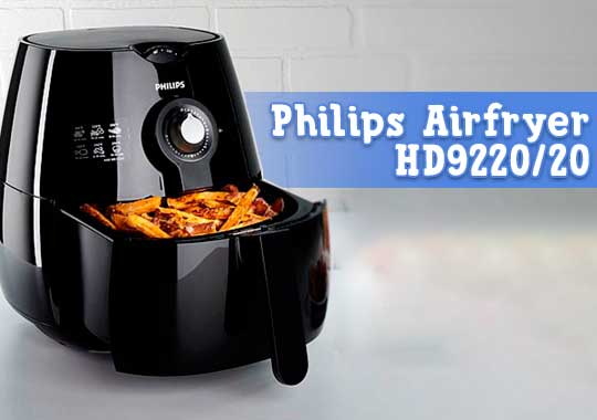 Freidora Philips Airfryer HD9220/20