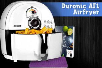 freidora duronic af1 airfryer