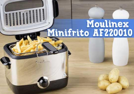 Freidora Moulinex Minifrito AF220010