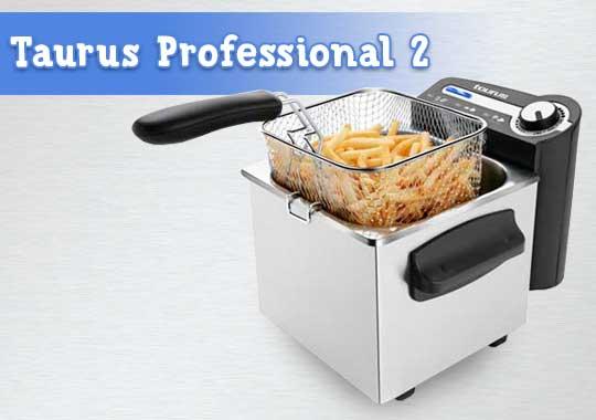 Freidora Taurus Profesional 2